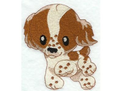 baby dog machine embroidery patterns