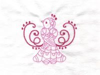 Savannas Birds Machine Embroidery Designs