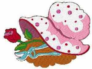 All Around the Garden Machine Embroidery Designs
