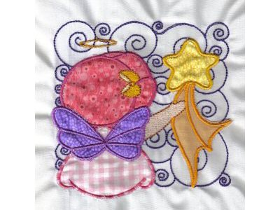 Free Applique Patterns | Stitching Cow