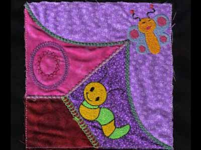 Sweet Baby Quilts Embroidery Designs - Secrets of Embroidery