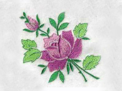 A Rose is a Rose Machine Embroidery Designs