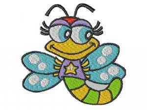 Bugs Machine Embroidery Designs