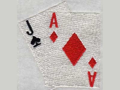 Casino Time Machine Embroidery Designs