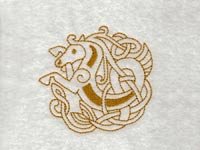 Celtic Horses Machine Embroidery Designs