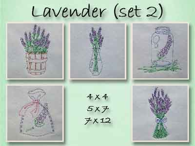 Colorline Lavender 2