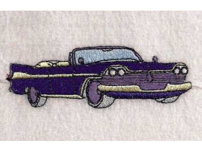 Convertibles Embroidery Machine Design