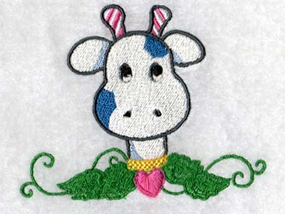Country Friends Machine Embroidery Designs