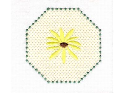 Daisies Machine Embroidery Designs