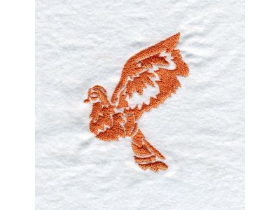 Decorative Doves Machine Embroidery Designs