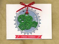 Do It Yourself Cards Machine Embroidery Designs