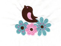 Doodle Tweets Machine Embroidery Designs