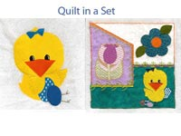 Easter Chicks Machine Embroidery Designs