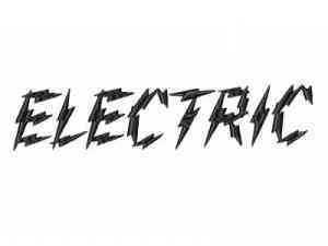 Electricity Font Download