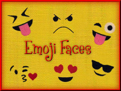 Single Emoji Faces