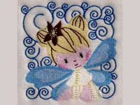 Fairy Blocks Machine Embroidery Designs