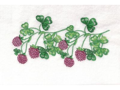 5x7 Floral Endless Borders Embroidery Machine Design