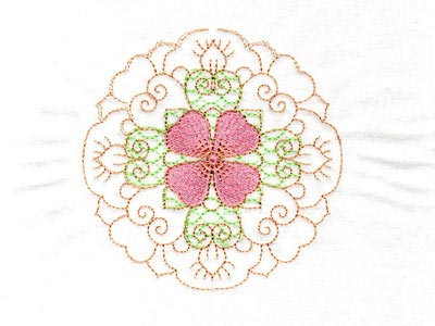 Quilt Blocks 3 Embroidery Machine Design