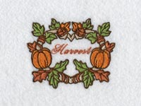 For The Love of Fall Machine Embroidery Designs