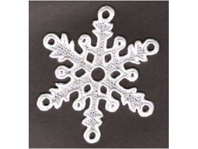 FSL Snowflakes Machine Embroidery Designs