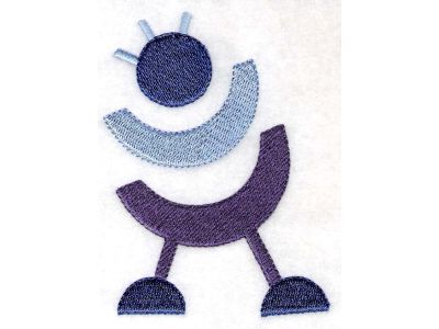 Fun Shapes Machine Embroidery Designs