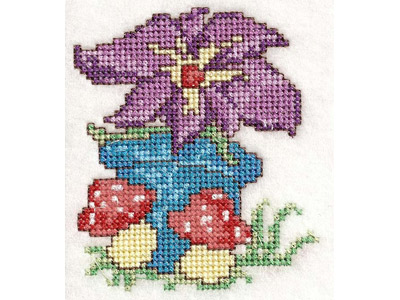 Cross embroidery design - Machine Embroidery Downloads: Designs
