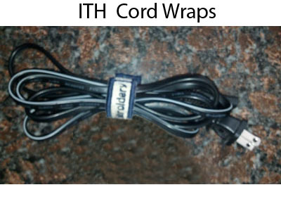 ITH Cord Wraps Machine Embroidery Designs