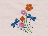 Jacobean Colors 2 Machine Embroidery Designs