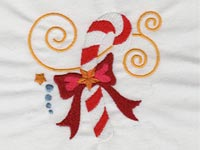 Jacobean Christmas 2 Machine Embroidery Designs