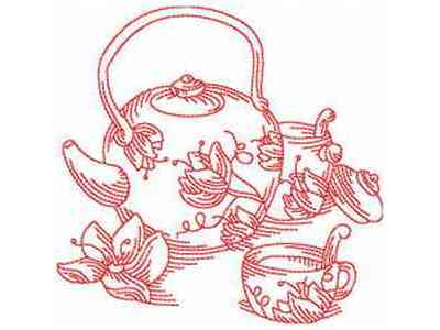 Tea Cups Clip Art