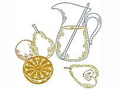 kitchen machine embroidery designs