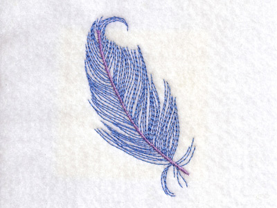 Machine Embroidery Designs - Light As A Feather Set