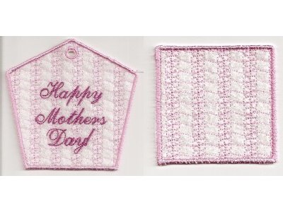 Mothers Day Boxes Machine Embroidery Designs