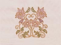 Nouveau Art Designs Machine Embroidery Designs