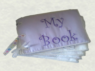 Machine Embroidery Designs  Quiet Book Set