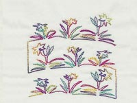 Quiltables 1 Machine Embroidery Designs