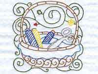 Sewing Blocks Machine Embroidery Designs