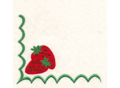 Simple Borders Embroidery Machine Design