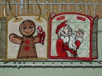 Christmas Gift Box Machine Embroidery Designs