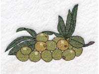 Cross Stitch Olive Way Machine Embroidery Designs