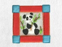 Applique Zoo Blocks Machine Embroidery Designs