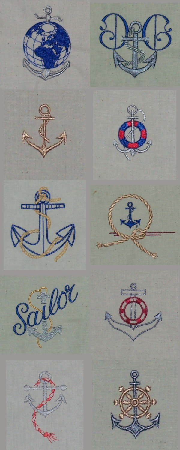 ANCHOR EMBROIDERY KITS