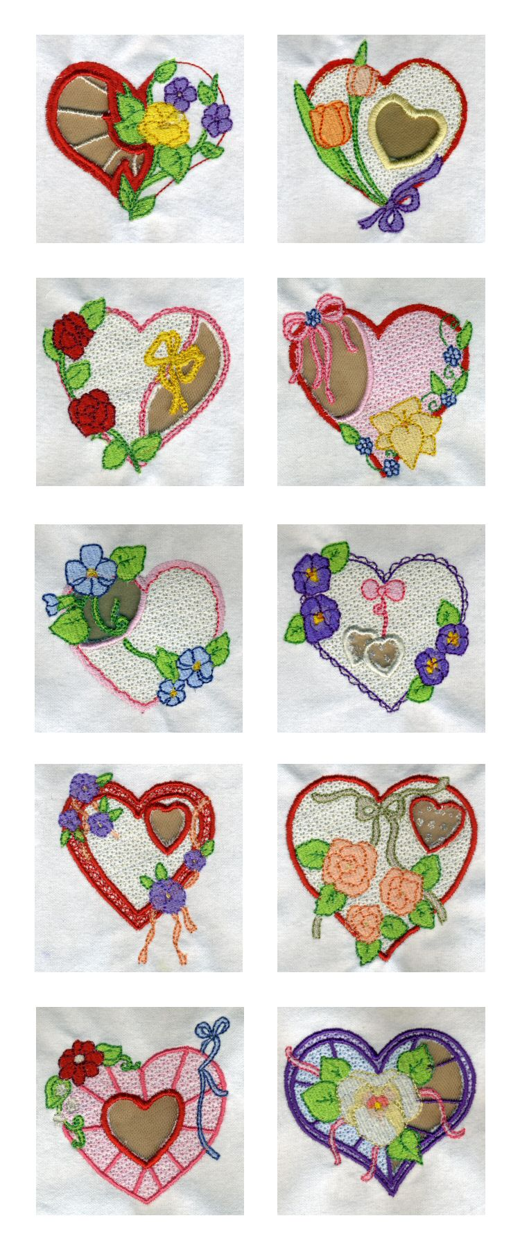 How to do cutwork embroidery free patterns