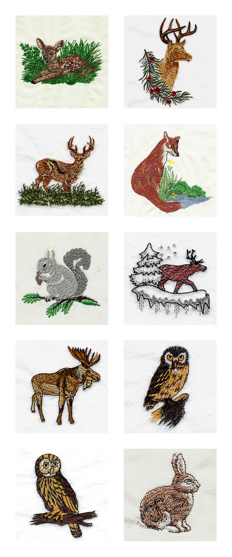 Free Machine Embroidery Designs :: aHey