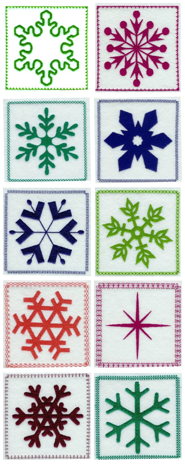 A+ Paper Snowflake patterns for Children, Easy instructions