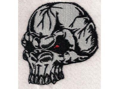 Filled Design Skulls Machine Embroidery Design Sets Page 1