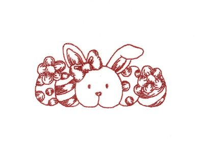 Machine Embroidery Designs Rw Happy Easter Set