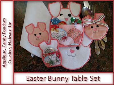 Easter Bunny Table