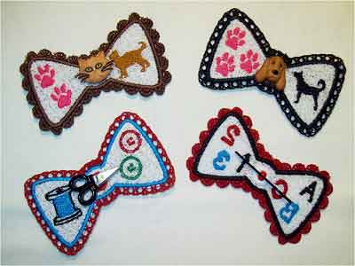 Free Standing Lace Dog Machine Embroidery Design Sets - Page 1