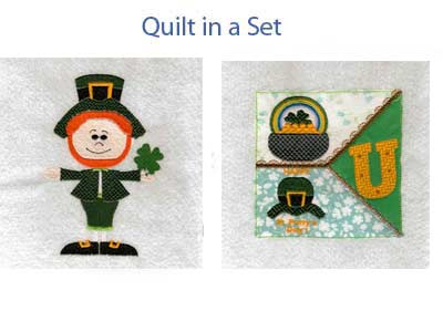 Irish Dreams Embroidery Machine Design